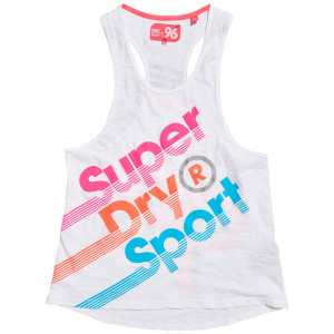 Hyper Sport Label Débardeur Femme
