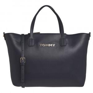 Iconic Tommy Satchel Sac À Main Femme