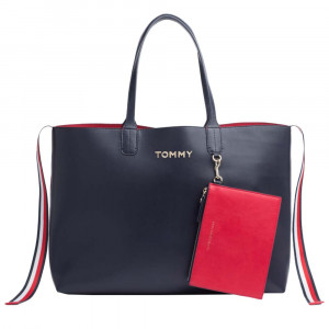 Iconic Tommy Tote Sac À Main Femme