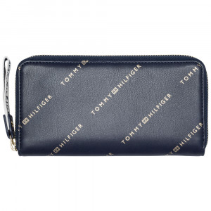 Iconic Tommy Za Wlt Portefeuille Femme