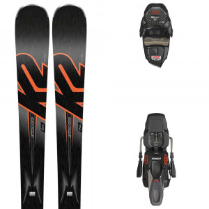 Ikonic 84  Ski + M3 12 Tcx Light Quikclik Fixation Homme
