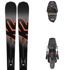 Ikonic 84  Ski + M3 12 Tcx Light Quikclik Fixation Homme