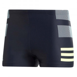 Infinitex Fitness Colorback 3 Xstripes Boxer Bain Homme