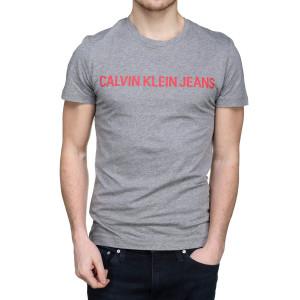 Institutional Logo T-Shirt Mc Homme