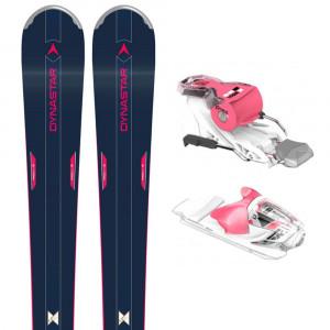 Intense 10 Ski + Xpress W 11 B83 Fixation Femme