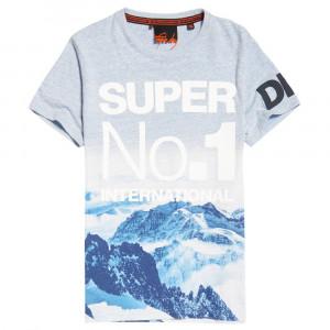 International Mountain T-Shirt Mc Homme