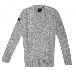 Jacob Cable Crew Pull Homme