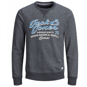 Jprrecycle Super Blu Sweat Homme