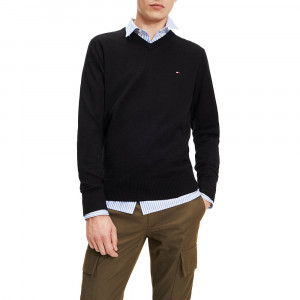 Lambswool Pull Homme