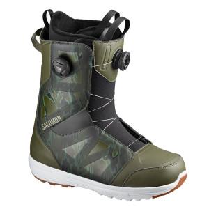 Launch Boa Sj Boa Boots Snowboard Homme