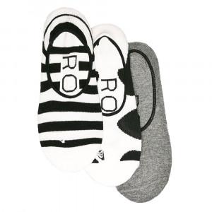 Liner Socks Pack 3 Chaussettes Femme