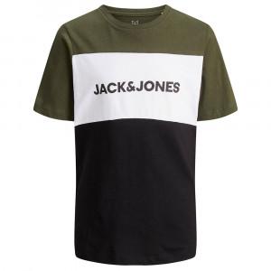 Logo Blocking T-Shirt Mc Garçon
