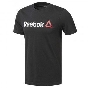 Logo Reebok T-Shirt Mc Homme