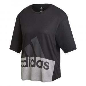 Logo T-Shirt Mc Femme