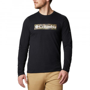 Lookout Point Ls T-Shirt Ml Homme