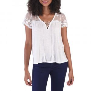 Love T-Shirt Mc Femme