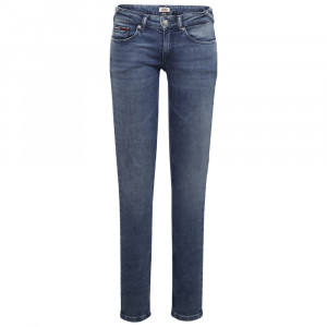 Low Rise Skinny Jeans Femme