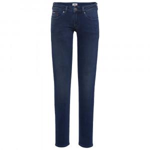 Low Rise Skynny Jeans Femme