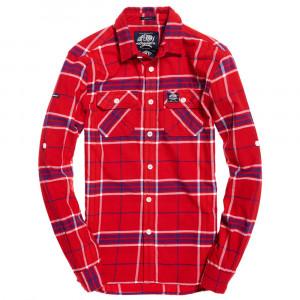 Lumberjack Lite L/s Shirt Chemise Ml Homme