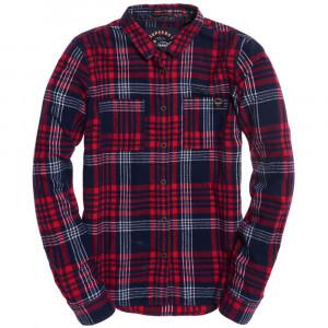 Lumberjack Shirt Chemise Ml Femme