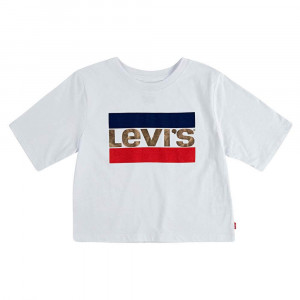 Lvg Ss T-Shirt Mc Fille