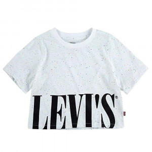 Lvg Varsity High Rise T-Shirt Mc Fille