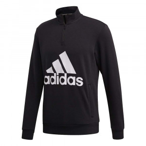 M Mh Bos Sweat 1/2 Zip Homme