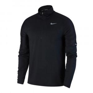 M Nk Df Elmnt Top T-Shirt Ml 1/2 Zip Homme