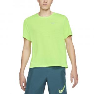 M Nk Df Miler Top Ss T-Shirt Mc Homme