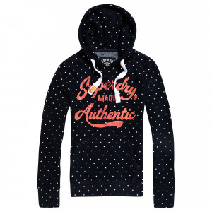 Made Authentic Sweat Capuche Femme