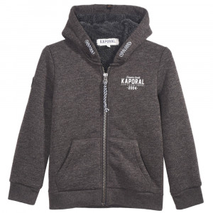 Maden Sweat Zip Garçon