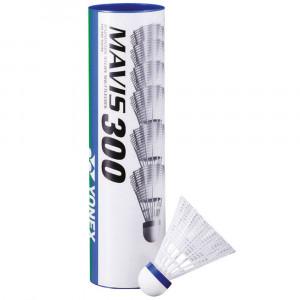 Mavis 300 Pack 6 Volants Badminton
