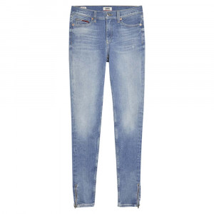 Mid Rise Skny Jeans Femme