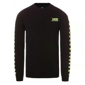 Mn Bmx Waffle T-Shirt Ml Homme