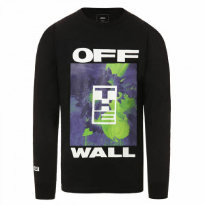 Mn Otw Collage T-Shirt Ml Homme