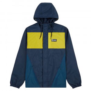 Mn Retro Active Windbreaker Coupe-Vent Homme