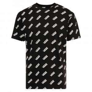 Mn Retro Allover Vans T-Shirt Mc Homme