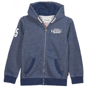 Moris Sweat Zip Garçon