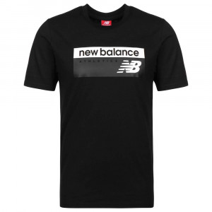 Mt91511 Athletic Banner T-Shirt Mc Homme