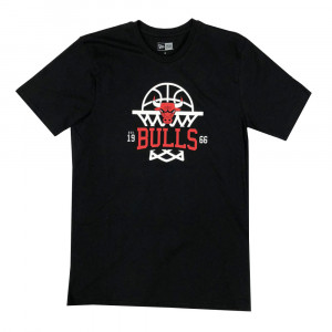 Nba League Net Logo T-Shirt Mc Homme
