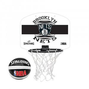 Nba Miniboard Brooklyn Nets Pannier Basket