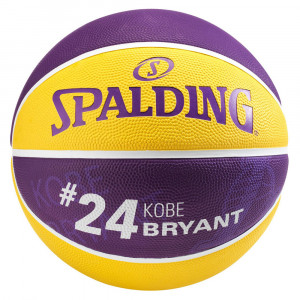 Nba Player Kobe Brayant Ballon Basket Enfant