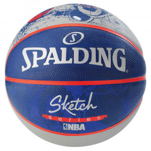 Nba Sketch Robot Ballon Basket Adulte
