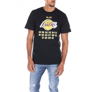 Nba Team Champion T-Shirt Mc Homme