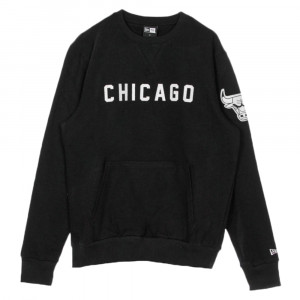 Nba Wordmark Crew Sweat Homme