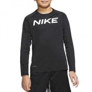 Nike Pro Top Ls T-Shirt Ml Garçon