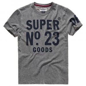 No 23 Heather T-Shirt Mc Homme