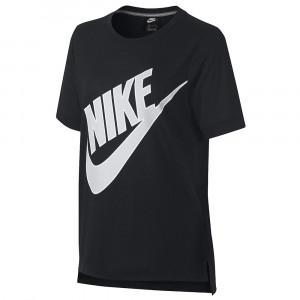 Nsw Prep Futura T-Shirt Mc Femme