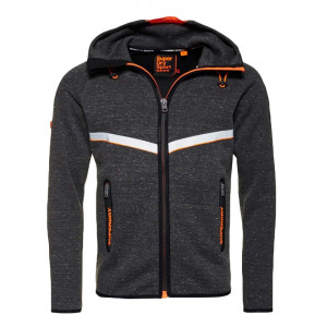 Nucore Gymtech Sweat Zip Homme