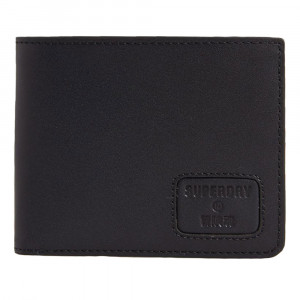 Nyc Bifold Leather Portefeuille